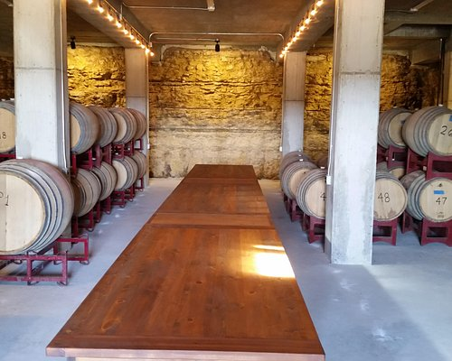 Hawk's Shadow Barrel Cellar