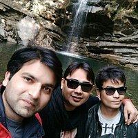 Bhalu Gaad Waterfalls