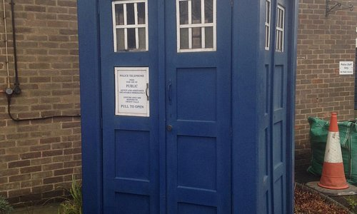 The Old Police Box