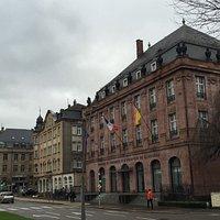 Avenue Foch - Chambre de Commerce et d'Industrie de la Moselle