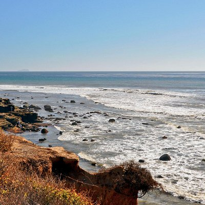 View of Tidal Pools area, Point Loma