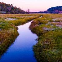 Labor in vein Creek, Hamplin Reservation