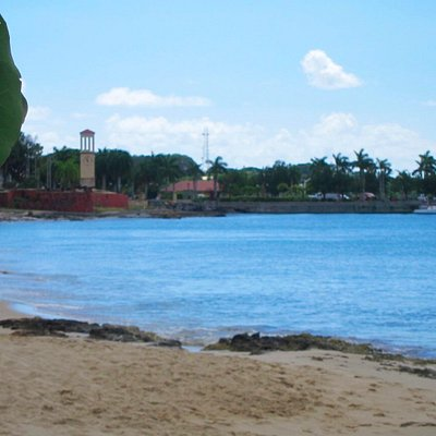 Fort Frederik Beach