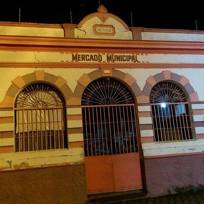 Cunha Municipal Market