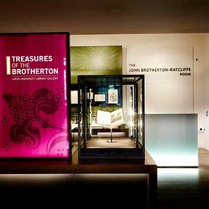 Treasures of the Brotherton Image © University of Leeds