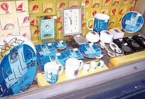 Souvenirs de Melilla disponibles en el Kiosco