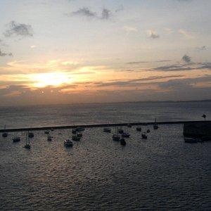 Forte de São Marcelo - Anoitecer