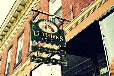 Luthier's Coop