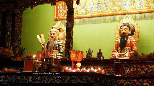 Sam Ching Kong Temple