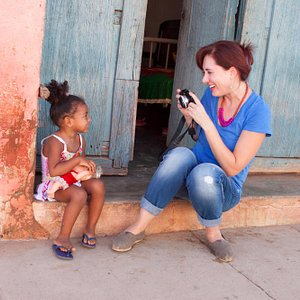Taken by instructor, Julio Munoz, during a photography workshop in Trinidad, Cuba.