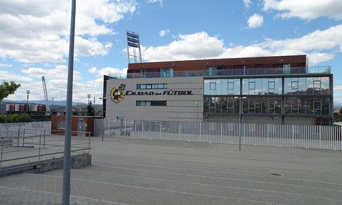 Museo de la seleccion Espanola de futbol