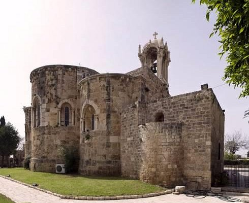 Amazing church in the heart of the old historic city