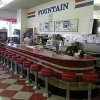Gateway's Old Fashion Soda Fountain