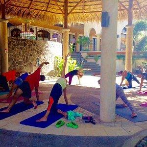 Yogalates at La Plaza