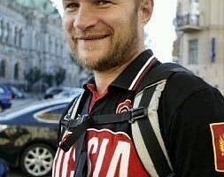 Vadim Pavlov Driver and Guide in Moscow