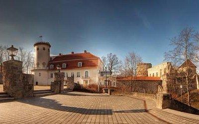 Cesis New Castle by local photographer Kaspars Kurcens. Amazing place!