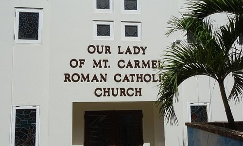 Our Lady of Mt. Carmel Roman Catholic Church, Cruz Bay