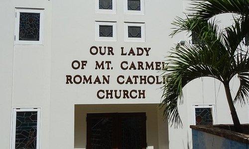 Our Lady of Mt. Carmel Roman Catholic Church, Cruz Bay
