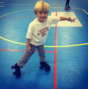 Tykes Tuesday - Learn to Skate