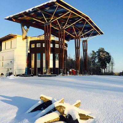 Måltidens Hus vinter