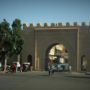 Taroudant Souk jedna z bram