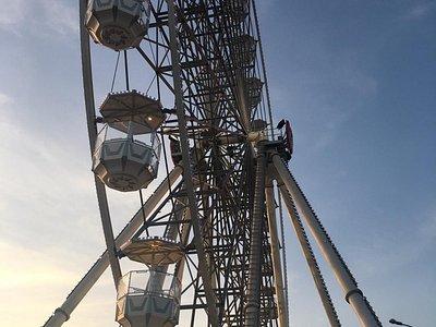 La grande roue D' agadir