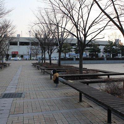 김해 문화의 전당 전경