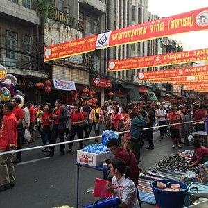 chinatown chinese new year