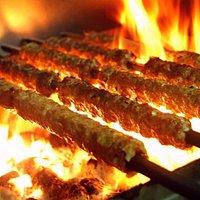 Charcoal Grilled Kebabs @ Pera  Yummm!