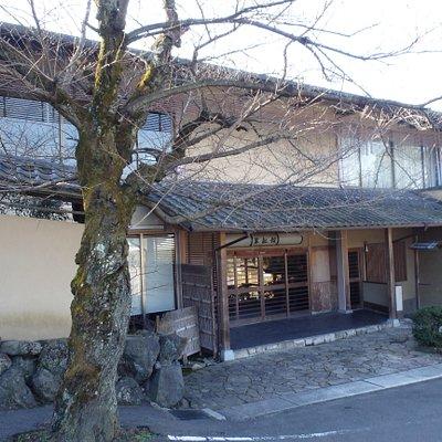翠紅館跡の建物