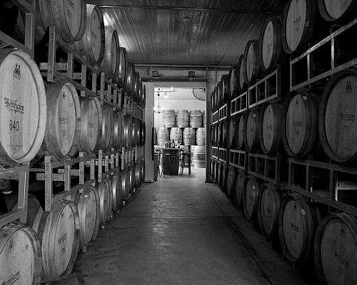 Wine Oak Barrels