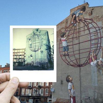 Polaroid Photo Tour Warsaw - Urban