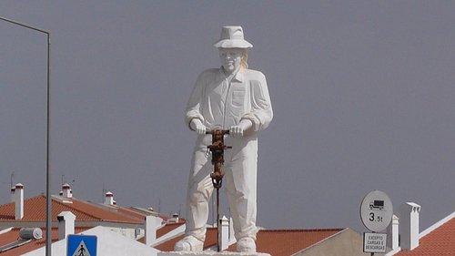 Sculpture Rond Point
