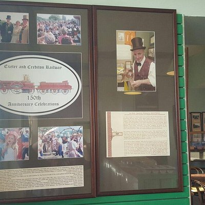 Crediton Station History Exhibition
