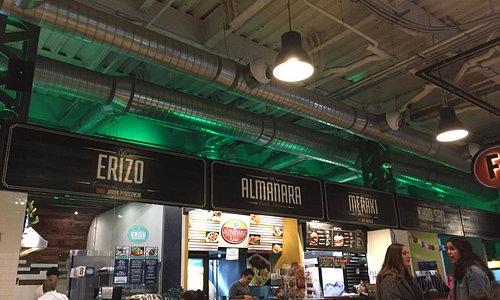 Food Garden Plaza Rio