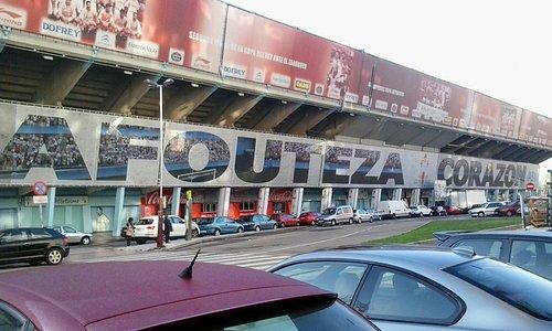 Fachada Norte Estadio Balaidos