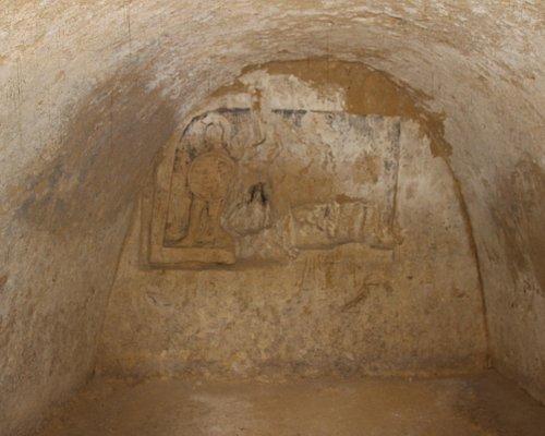 Ipogeo dell'Oplita (IV sec. a.C.)