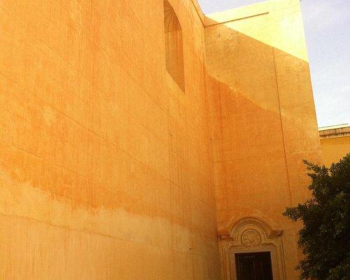 the church ''Chiesa Madre SS. Immacolata''.