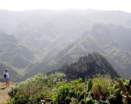 Mirador verso la valle