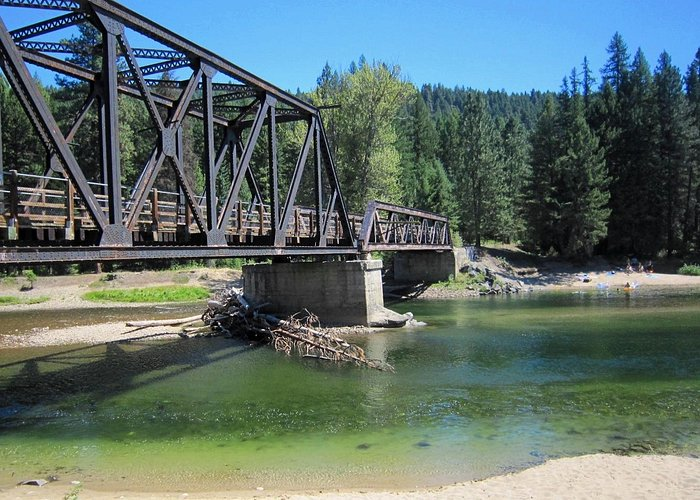 Kettle River Trestle and Day-Use Area