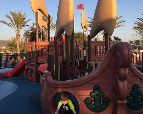 What a great park!!