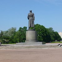 памятник Жукову Г.К.