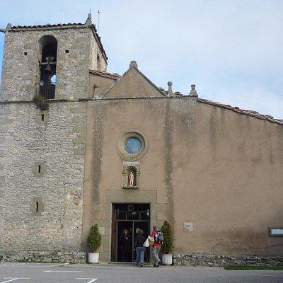 iglesia del Santuario del Far