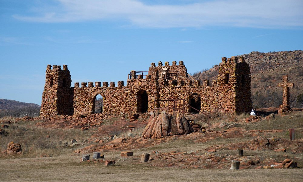The Holy City of the Wichitas
