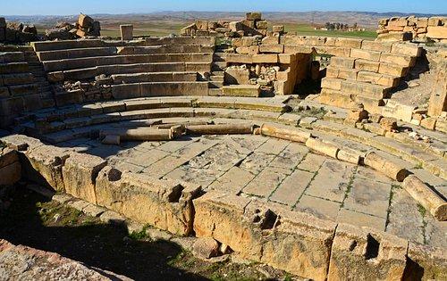 Madura Roman Ruins near Souk Ahras