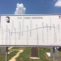 A history line of Oliver Tambo