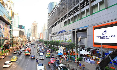 Thailand's largest wholesale & retail shopping destination.