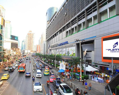 Thailand's largest wholesale & retail shopping destination.
