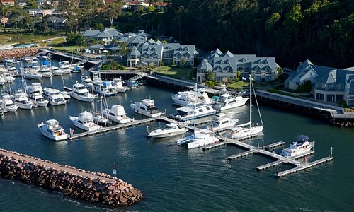 Anchorage Port Stephens Marina