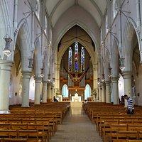 St. Stephen's Catholic Cathedral